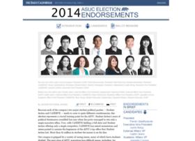 asuc2014.dailycal.org