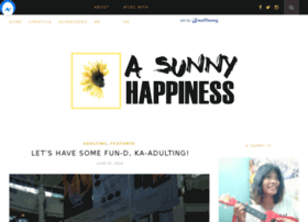 asunnyhappiness.com