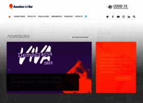 asuntosdelsur.org