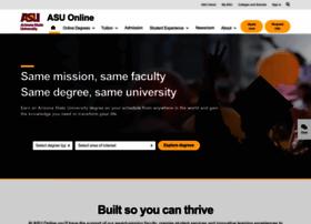 asuonline.asu.edu