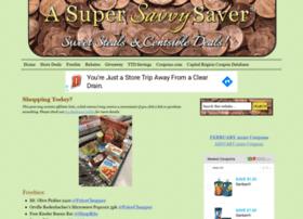 asupersavvysaver.blogspot.com
