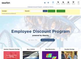 asurion.employeediscounts.co