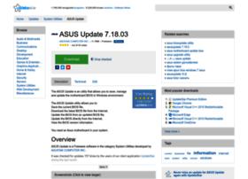 asus-update.updatestar.com