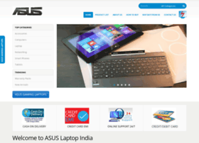 asuslaptopindia.in