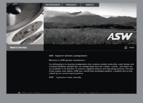 asw-loudspeaker.com