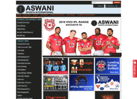 aswanicricket.co.uk