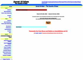 aswatalislam.net