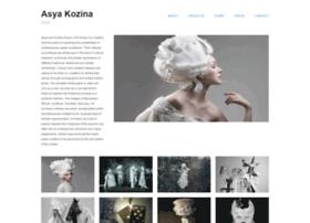 asyakozina-art.com