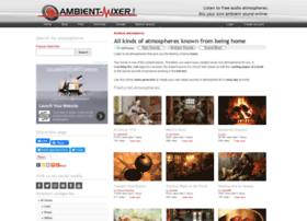at-home.ambient-mixer.com