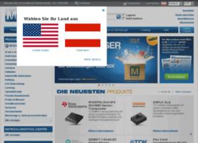 at.mouser.com