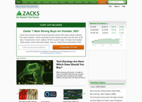 at.zacks.com