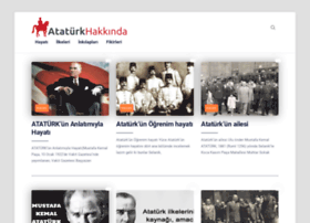 ataturkhakkinda.com