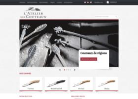 atelier-couteaux.com