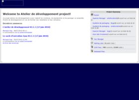atelier-dev.adullact.net