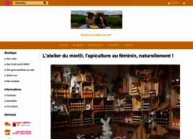 atelier-du-miel.com
