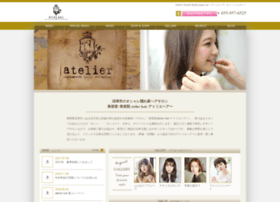 atelier-hair.com