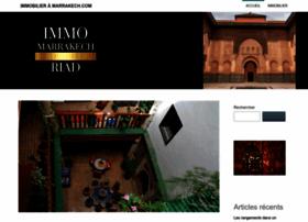 atelier-immobilier-marrakech.com