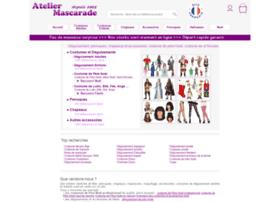 atelier-mascarade.com