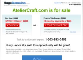 ateliercraft.com