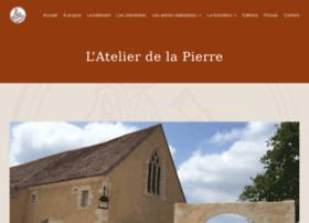 atelierdelapierre.fr