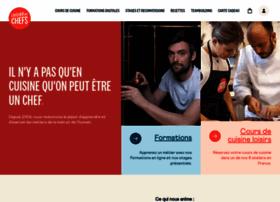 atelierdeschefs.fr