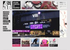 ateliers-artistes-belleville.fr
