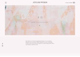 atelierweber.com