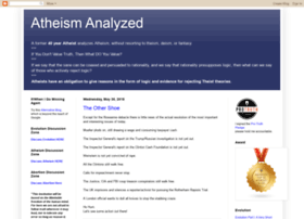 atheism-analyzed.blogspot.com