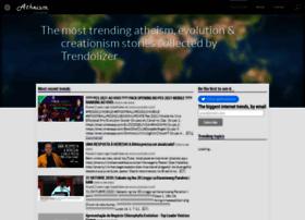 atheism.trendolizer.com