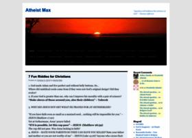 atheistmax.worpress.com