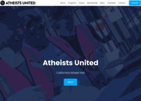 atheistsunited.org