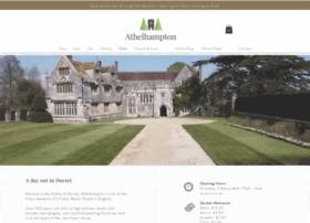 athelhampton.co.uk