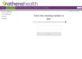 athenahealth.webex.com