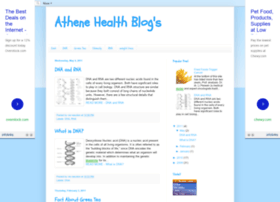 athene-health.blogspot.com