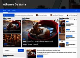 athenee-de-waha.be