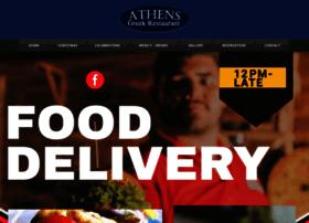 athensgreekrestaurant.co.uk