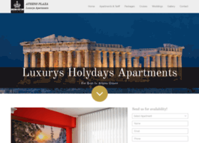 athensplazaluxurysapartments.com