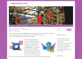 athenswalk.net