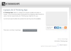 Athinkingape.hrmdirect.com