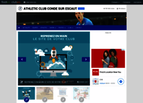 athleconde.clubeo.com