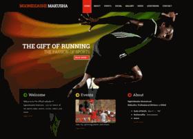 athlete-ngonimakusha.com