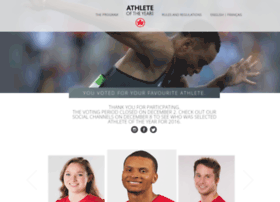 athleteoftheyear.aircanada.com