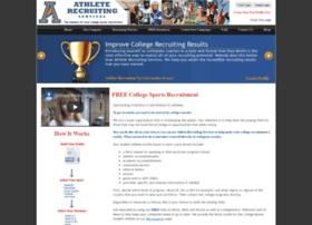 athleterecruitingservices.com
