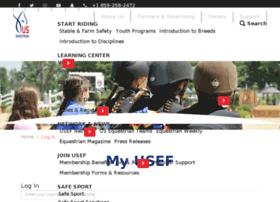 athletes.usef.org