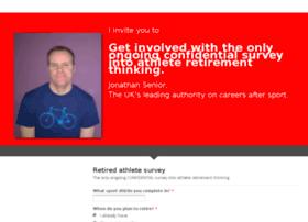 athletesurvey.com