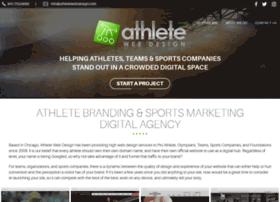 athletewebdesign.com