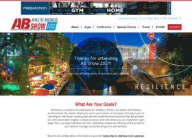 athleticbusinessconference.com