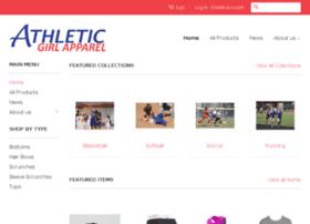 athleticgirlapparel.com