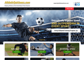 athleticquickness.com