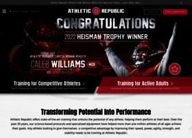 athleticrepublic.com